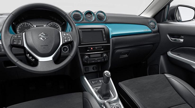 Suzuki Vitara  2015  Review