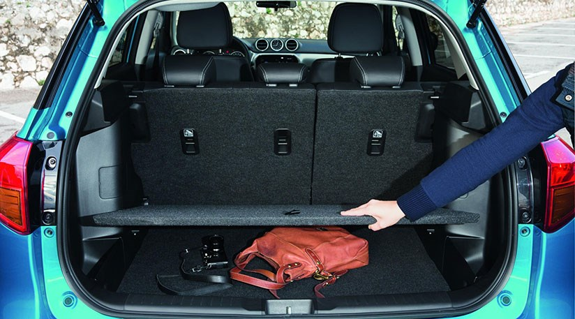 Suzuki Vitara 2015 Review Car Magazine