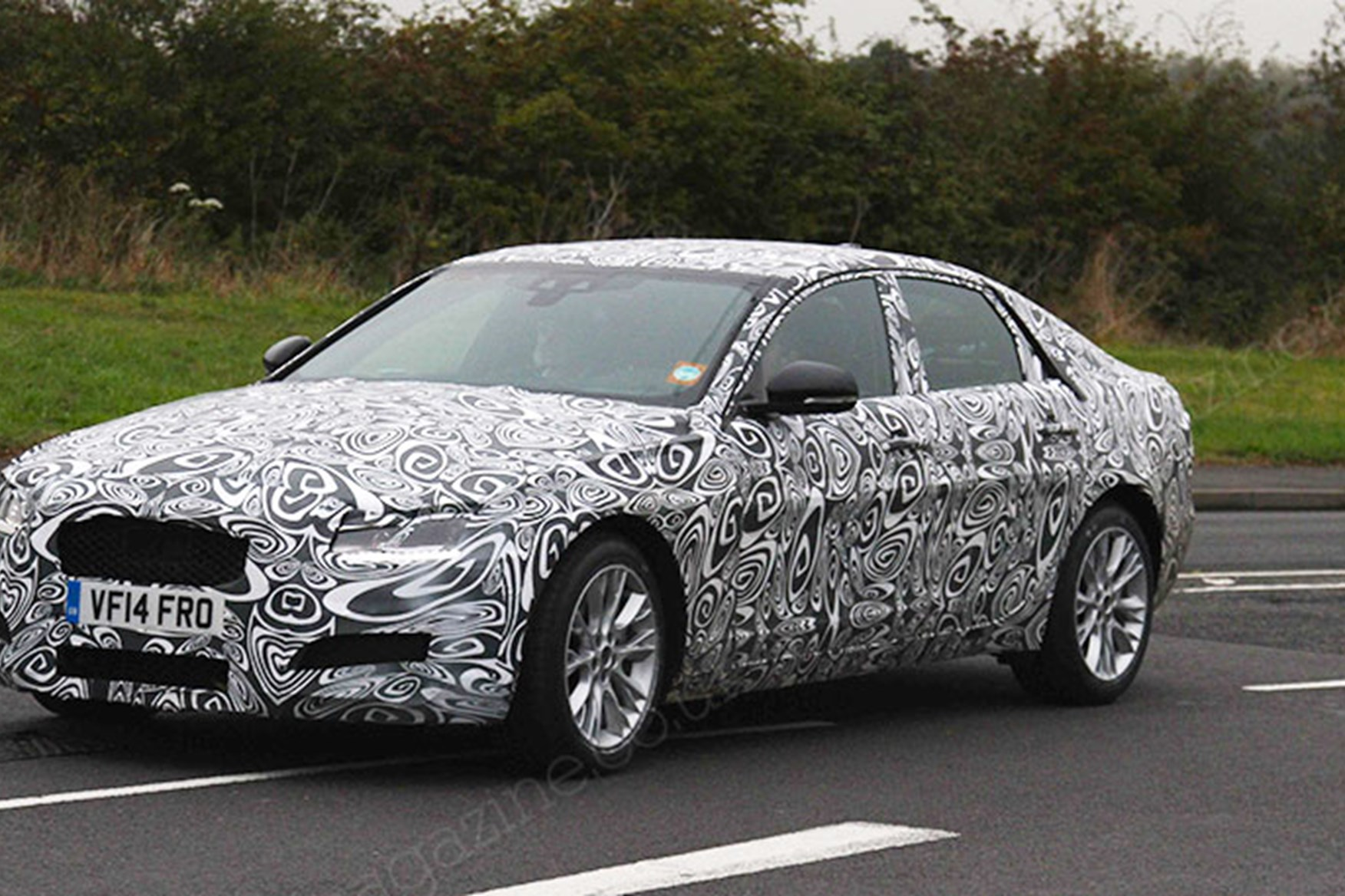 Exceptional ... CAR Magazineu0027s Jaguar XF Is Being Developed In The West Midlands, ... Pictures