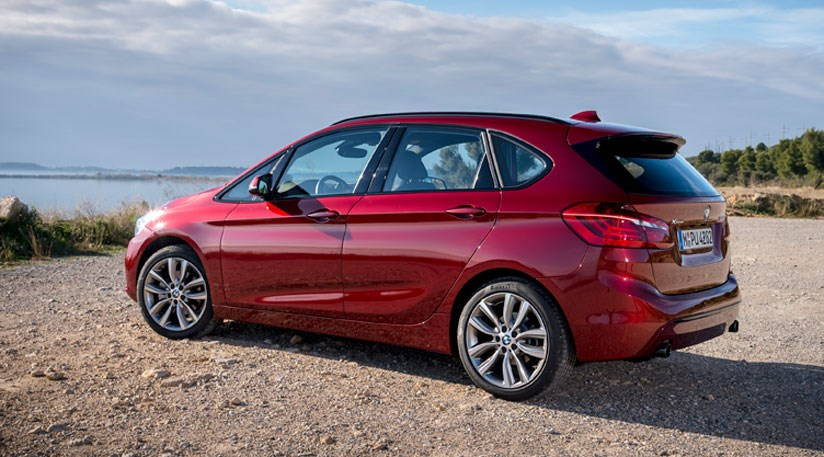 Bmw 2 Series Active Tourer 220d Xdrive 2015 Review Car