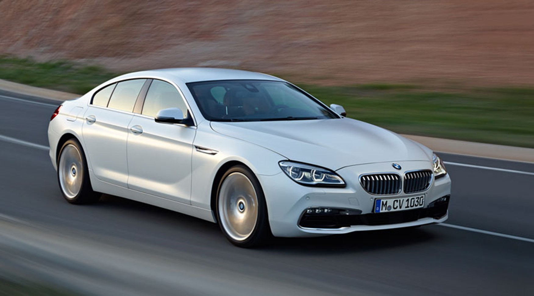 bmw 6-series and m6 get a (mild) facelift for 2015car magazine