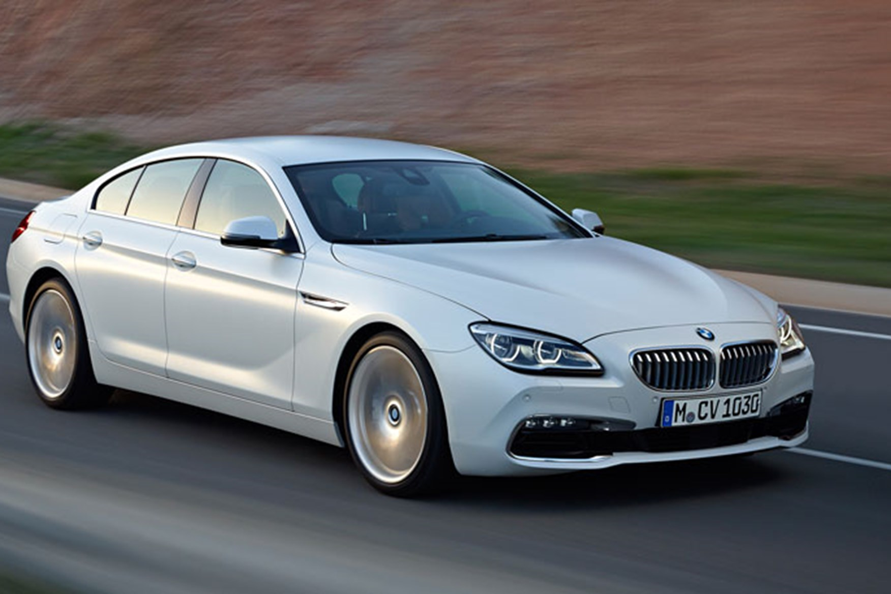 Awesome ... Changes To The BMW 6 Series For 2015 Include A New Full Width Air  Intake Along The Front Bumper ...
