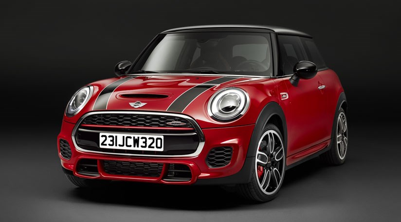 More Grilles Than A Barbecue Convention It S The 2017 Mini John Cooper Works