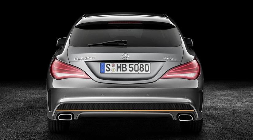 Mercedes club badges