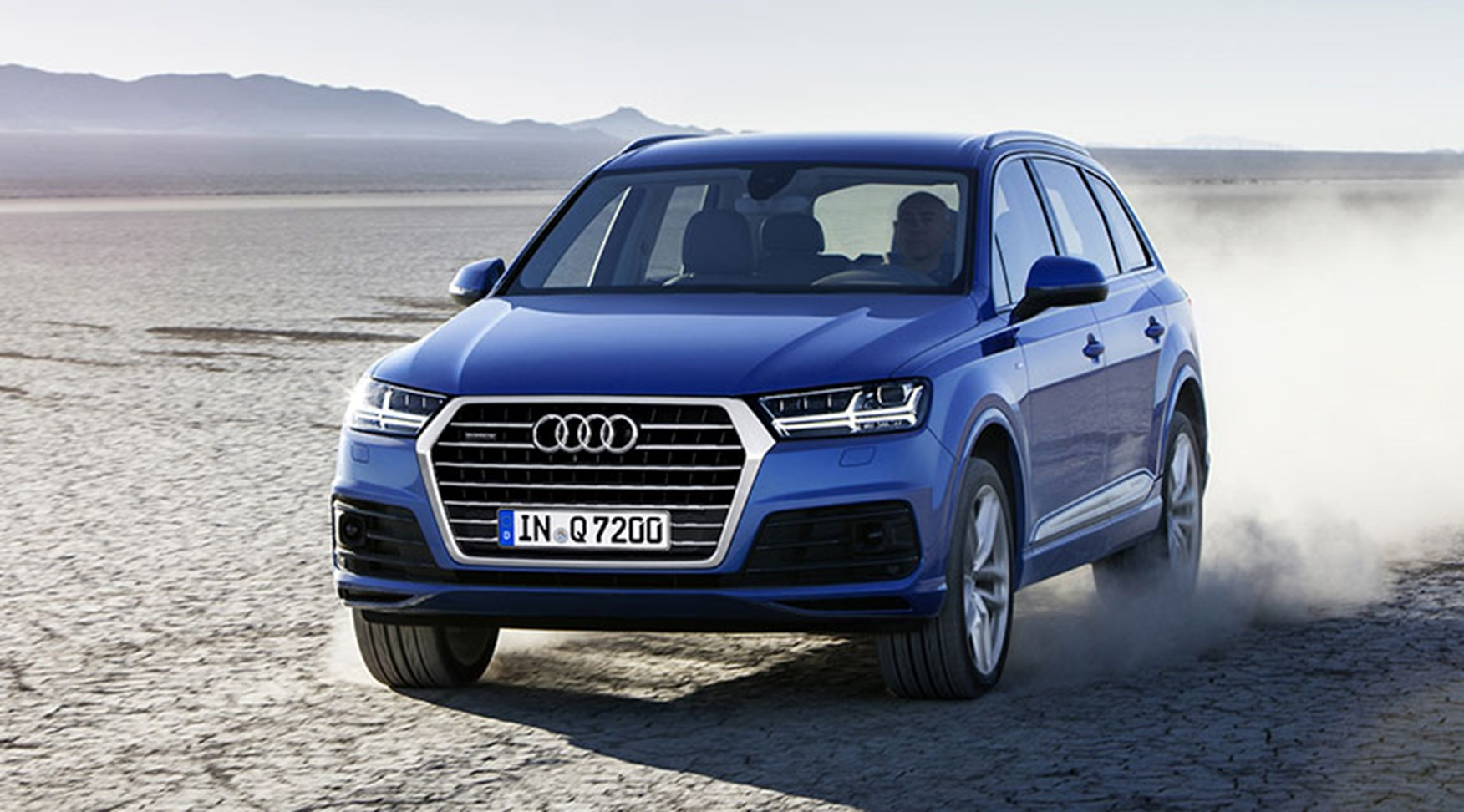 Audi Q7 2015 Unveiled Smaller Lighter And More Estate Like Car