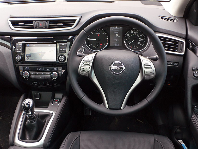 nissan qashqai 1.5 dci tekna (2015) long-term test review | car magazine