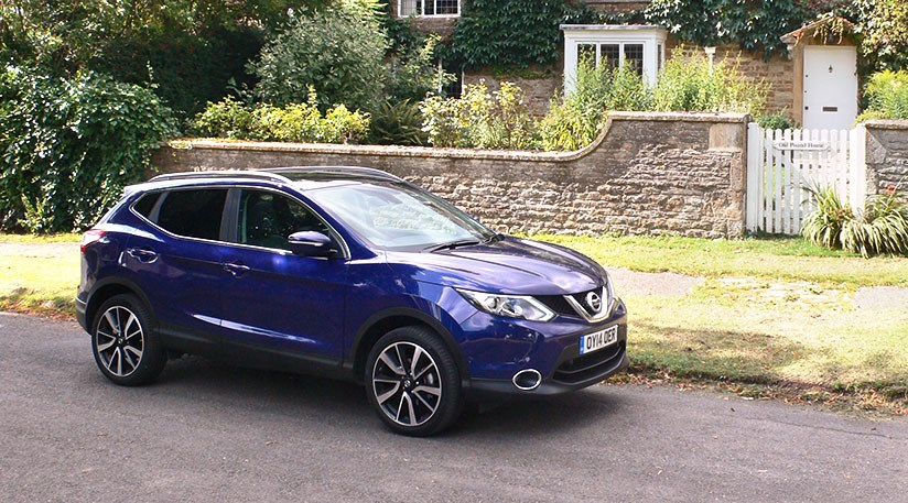nissan qashqai 1 5 dci tekna 2015 long term test review by car magazine. Black Bedroom Furniture Sets. Home Design Ideas