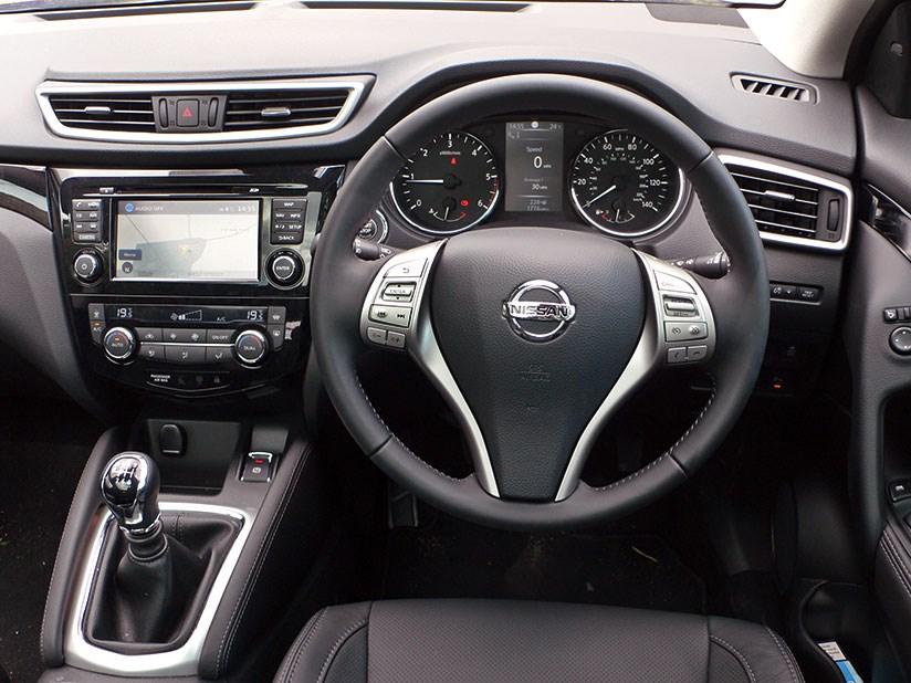 Nissan Qashqai 1 5 Dci Tekna 2015 Long Term Test Review