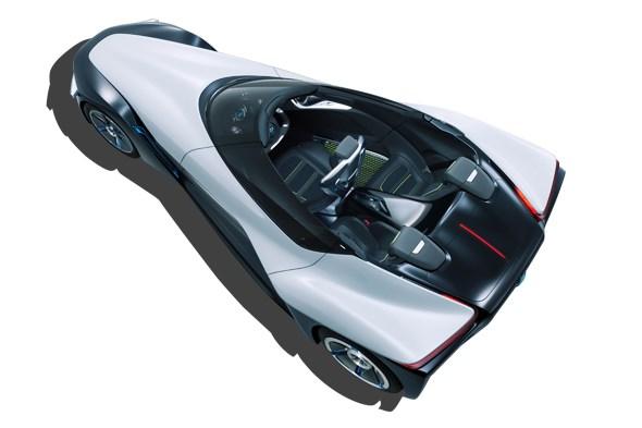 Top 7 Best concept cars of 2014 Nissan Bladeglider