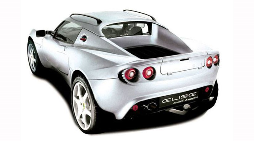 The Lotus Elise Load Lugga April Fool's joke from 2006