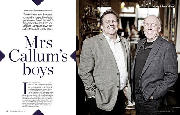 Mrs Callum's Boys