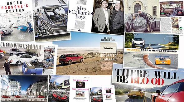 The best CAR magazine features of 2014