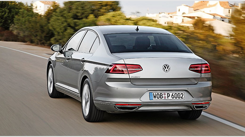 VW Passat 2.0 TDI SE Business (2015) review | CAR Magazine