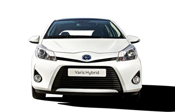 Downsized hybrids