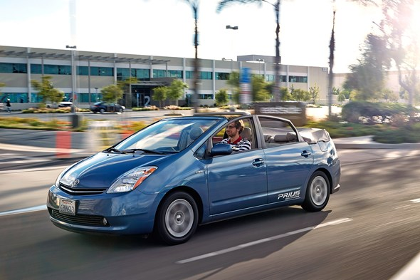 Toyota Prius by Newport Convertibles
