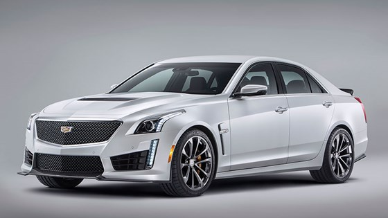 New Cadillac Cts V 2015 Hits 200mph With 640bhp Car Magazine