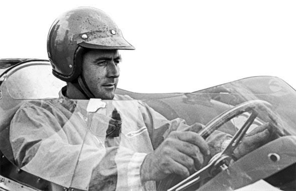 Sir Jack Brabham (1926-2014)