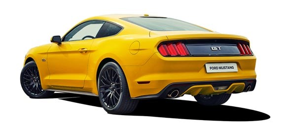 The prevailing opinion on US muscle cars