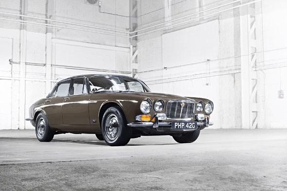 Jaguar not mentioning old cars for 12 months