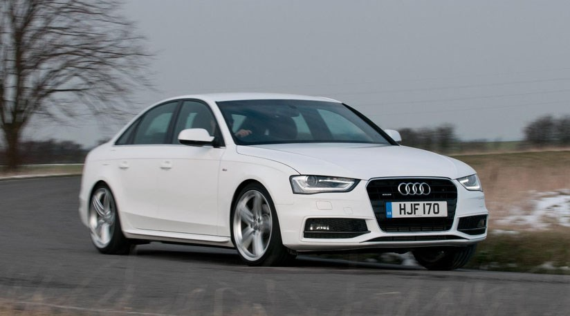 Audi A4 Saloon Car Leasing  Nationwide Vehicle Contracts