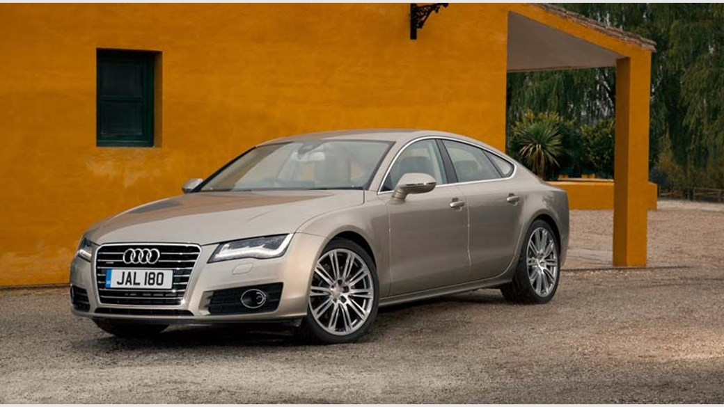 Audi A7 3 0 Tdi Ultra 2014 Review Car Magazine