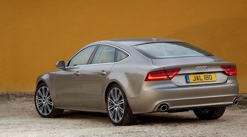 Audi A7 3 0 Tdi Ultra 2014 Review By Car Magazine
