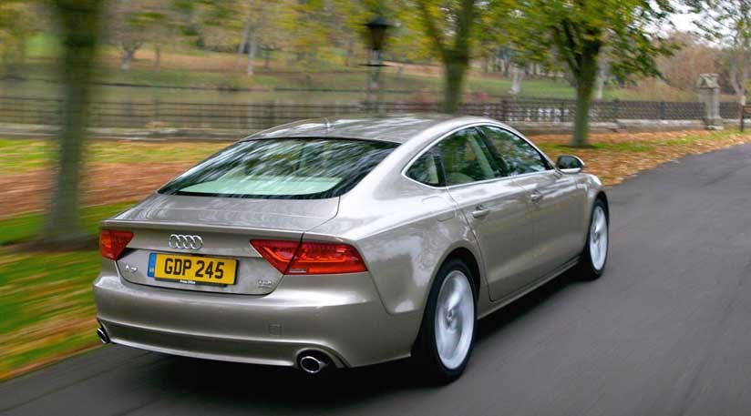 Audi A7 30 TDI Ultra 2014 review by CAR Magazine