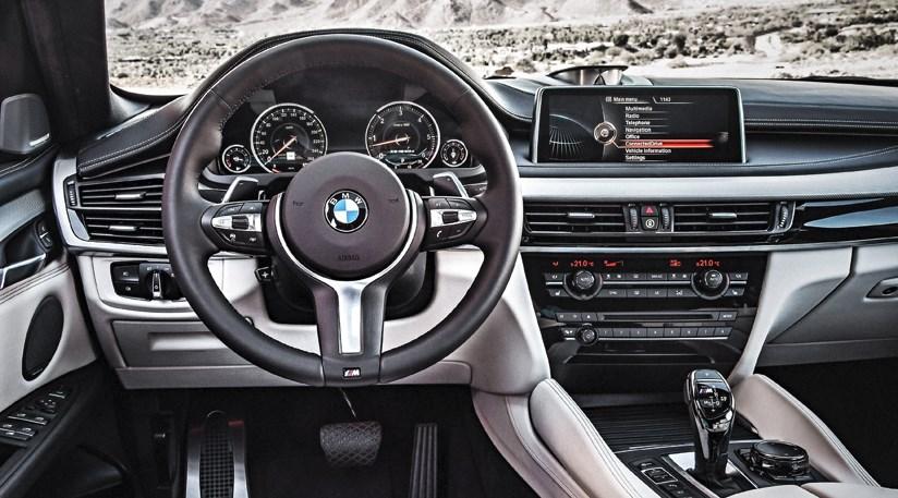 BMW X6 M50d (2014) review by CAR Magazine