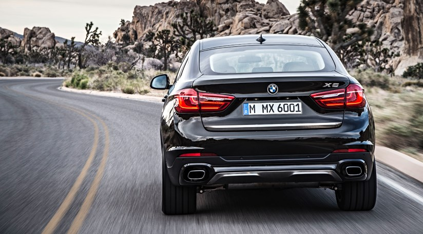 Bmw X6 M50d 2014 Review Car Magazine