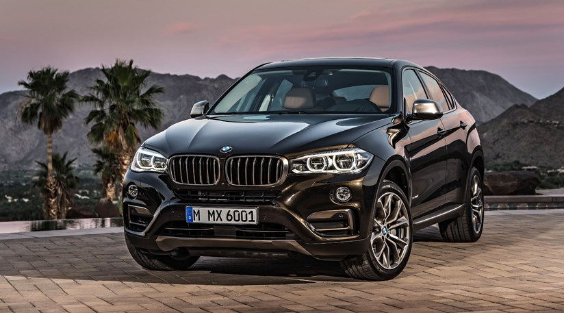 Bmw X6 M50d 2014 Review By Car Magazine