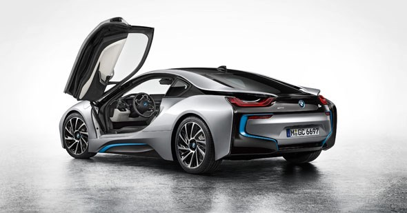 BMW i8: The obsession