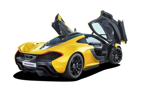 McLaren P1: Hyper-plug-in!