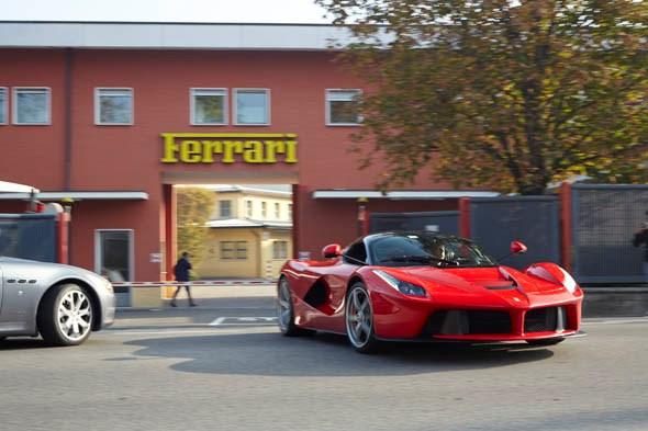 LaFerrari: The Successor