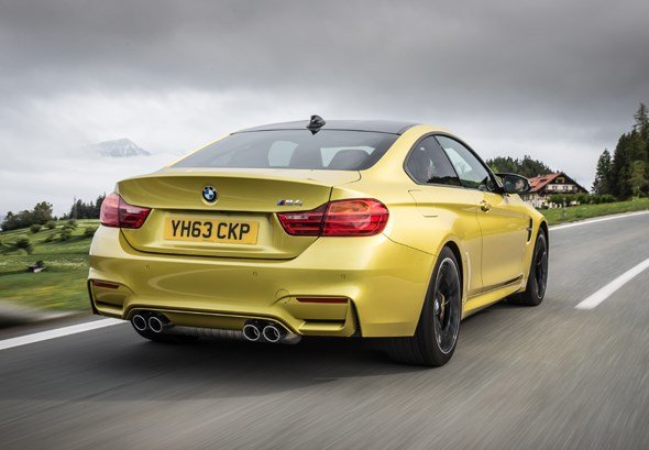 bmw m4 coupe - Sports Cars 2014