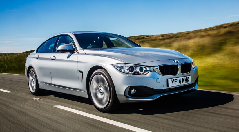 bmw 420d xdrive gran coupe 2014 review by car magazine. Black Bedroom Furniture Sets. Home Design Ideas