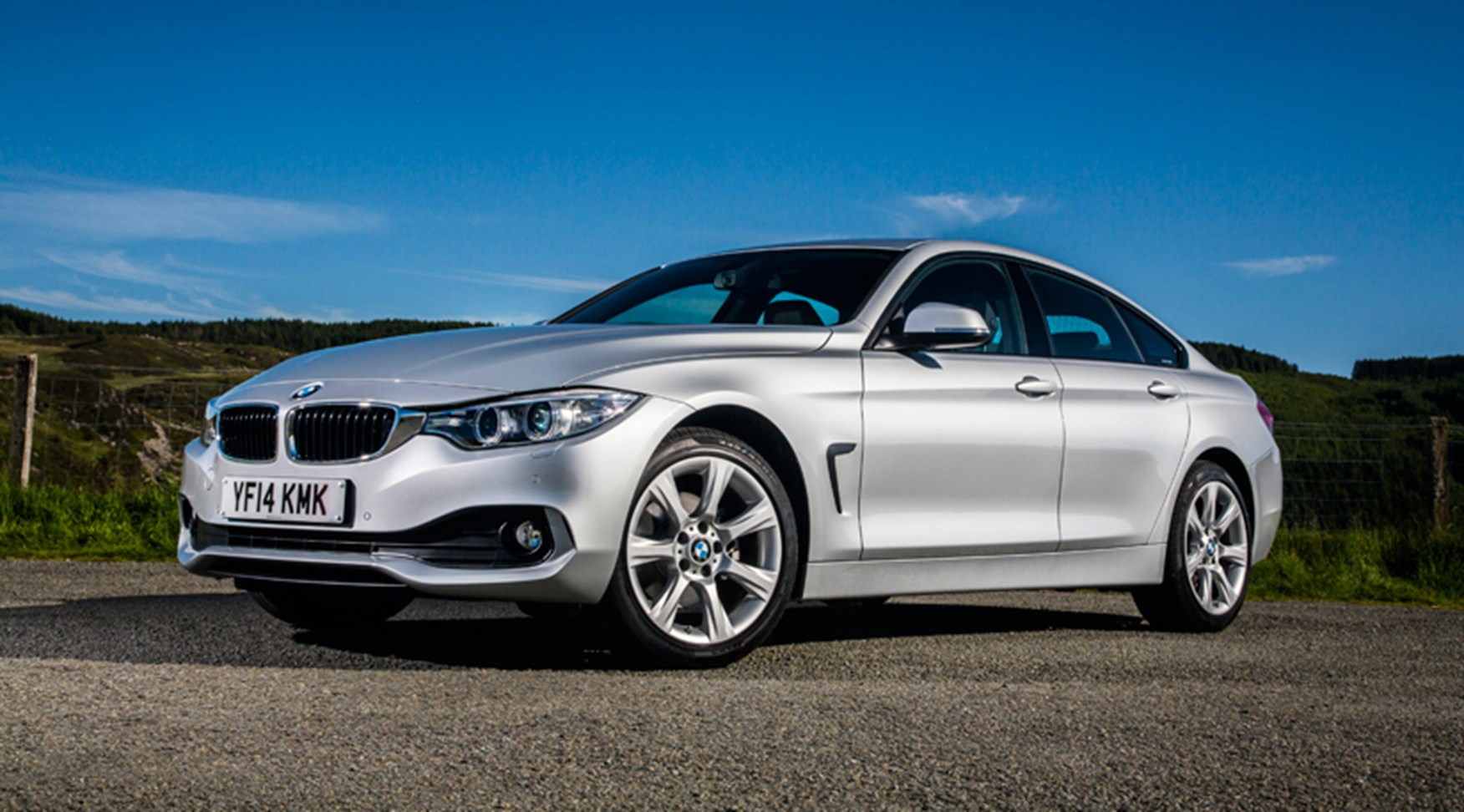 Bmw 420d Xdrive Gran Coupe 2014 Review By Car Magazine