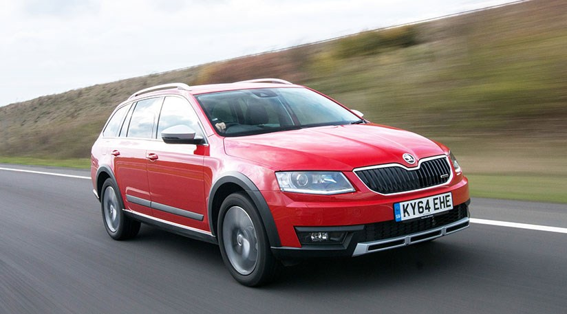 skoda octavia scout 184 tdi dsg 4x4 2014 review by car. Black Bedroom Furniture Sets. Home Design Ideas