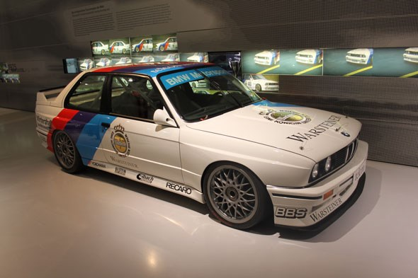 A Poke Around Bmw S Museum In Munich Car Magazine