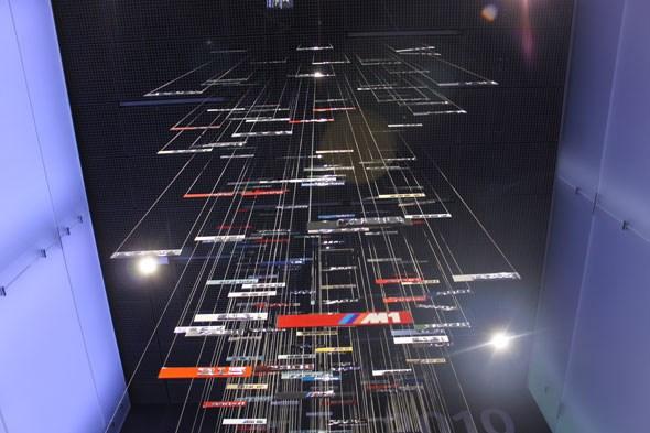 BMW nameplates Munich museum