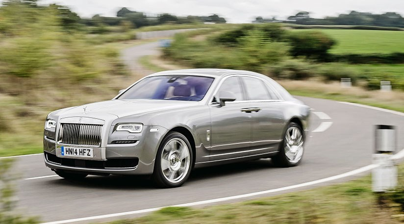 Rolls Royce Ghost Series Ii 2015 Review Car Magazine