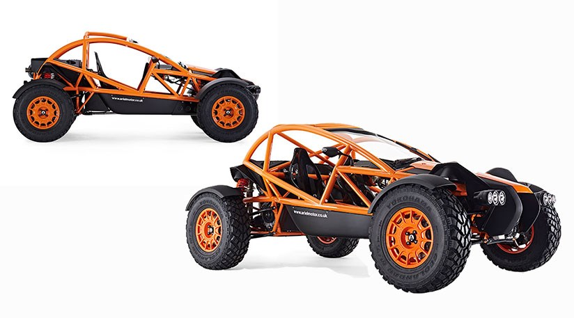 Ariel Nomad Price >> Ariel Nomad unveiled (2015): the Atom veers off road | CAR Magazine