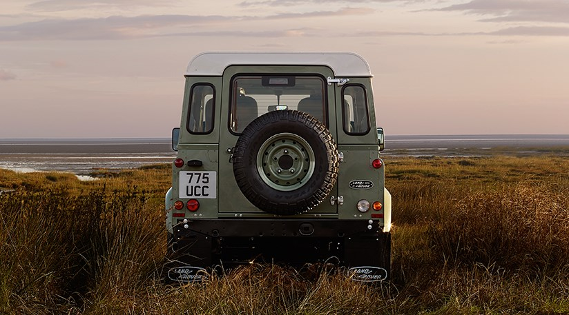 Land Rover Defender Heritage Edition (2015)