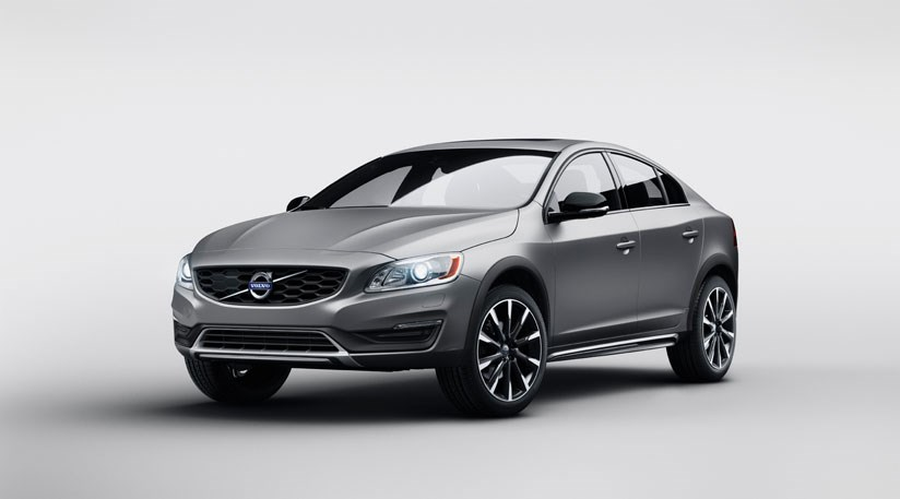 Volvo S60 Cross Country Follows The Higher Ground Clearance Wheels And Skidplates Formula Of Other Models