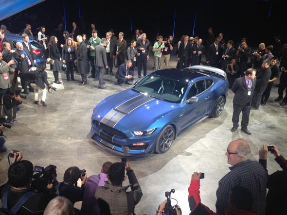 Mustang NAIAS 2015