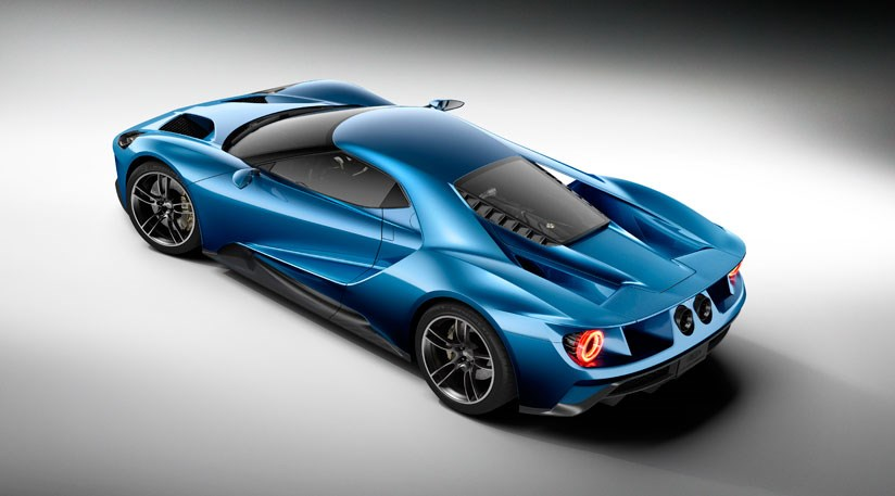 New Ford GT To Launch In 2016 Mark 50th Anniversary Of Le Mans 1 2 3