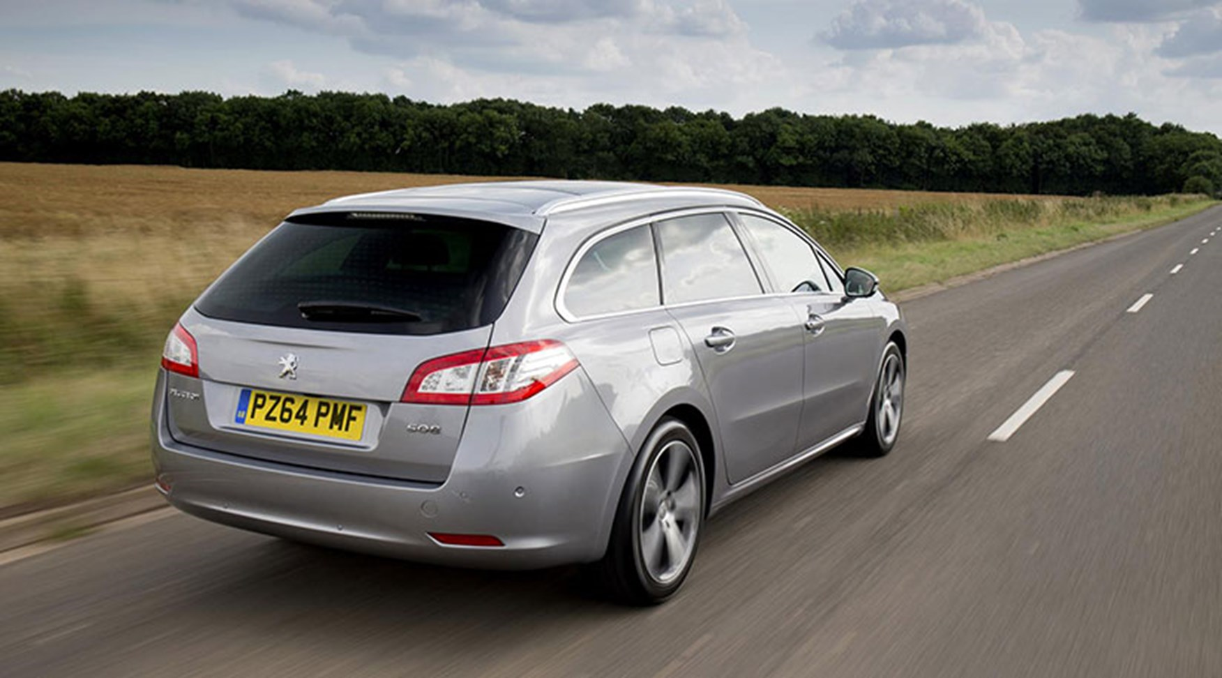 Peugeot 508 SW HDI 140 Allure (2015) review | CAR Magazine