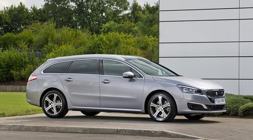 Peugeot 508 Sw Hdi 140 Allure 2015 Review Car Magazine