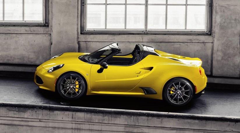 Alfa News 2015 2015 Alfa Romeo 4c Spider us
