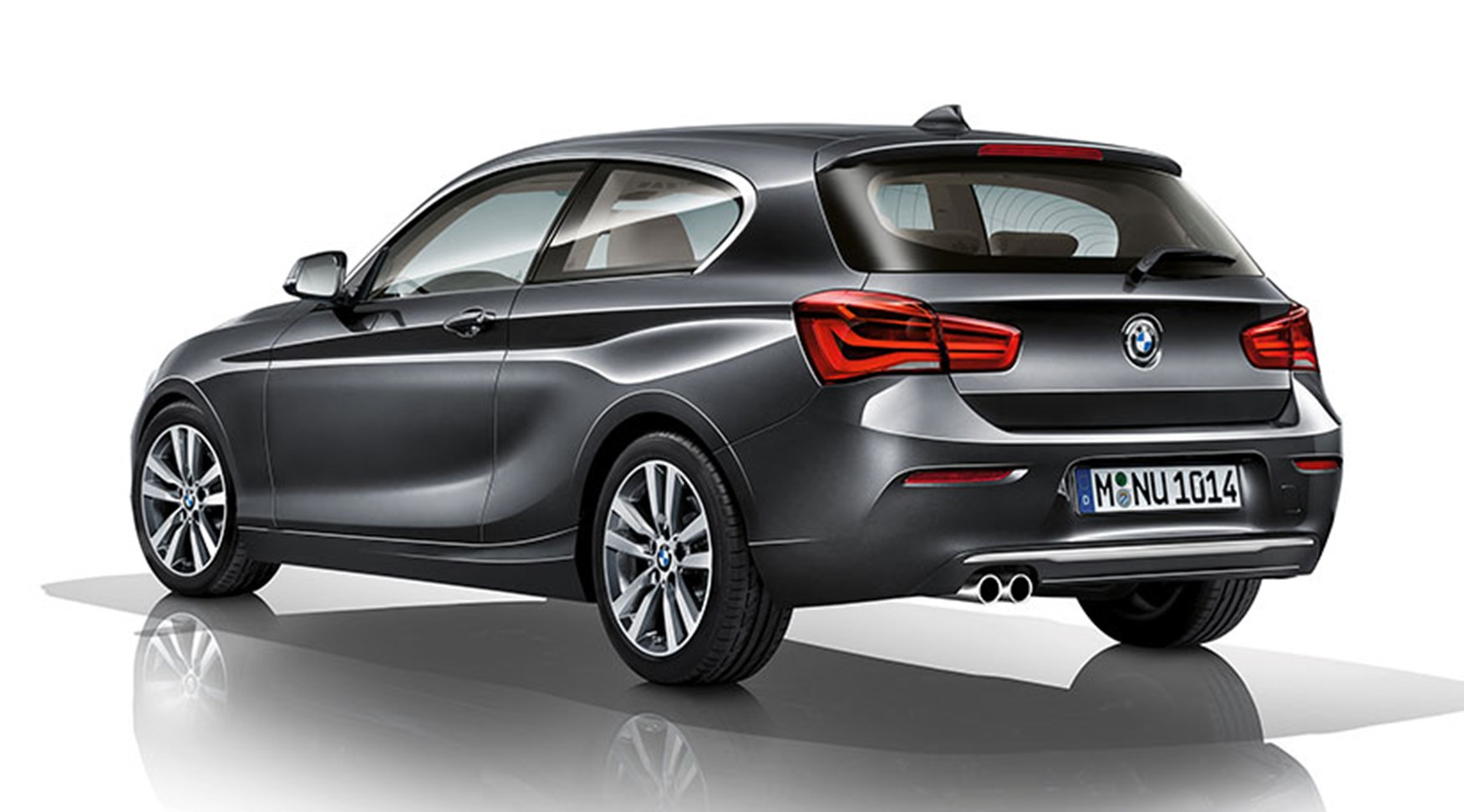 Bmw 1 Series 2015 Facelift Is Here With Prettier Face By