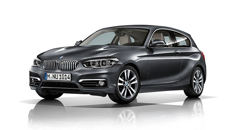 bmw 1 series 2015 facelift is here with prettier face by car magazine. Black Bedroom Furniture Sets. Home Design Ideas